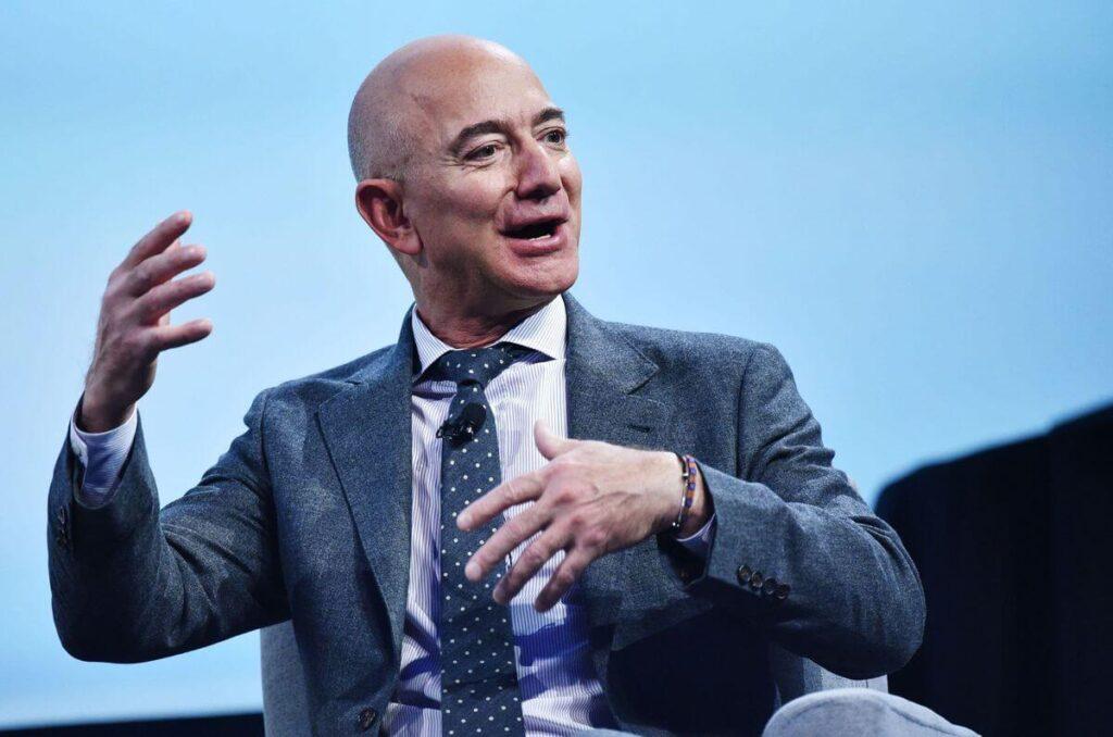 Jeff Bezos' Education