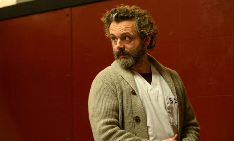 Photo of Michael Sheen best film and TV roles – from Quiz and Frost/Nixon to The Queen and Prodigal Son