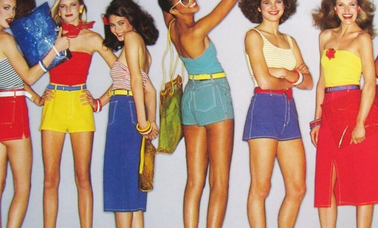 Photo of 80S FASHION FOR WOMEN (HOW TO GET THE 1980'S STYLE)