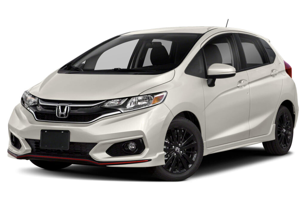 2020 Honda Fit LX car for sale