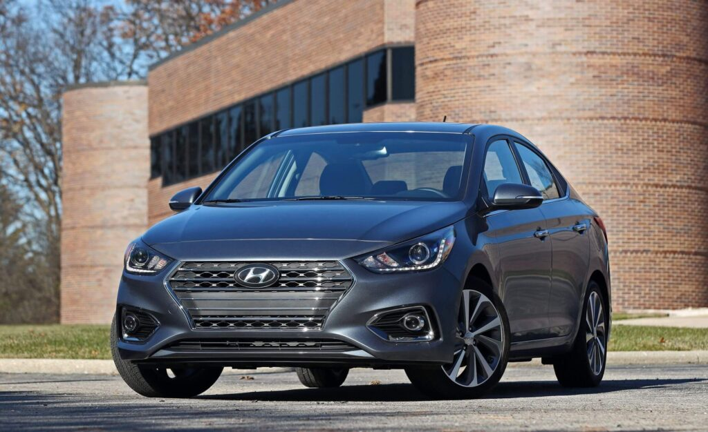 2020 Hyundai Accent SE car for sale