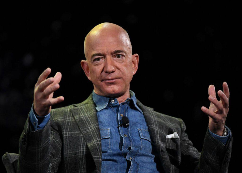 CEO of Amazon.com