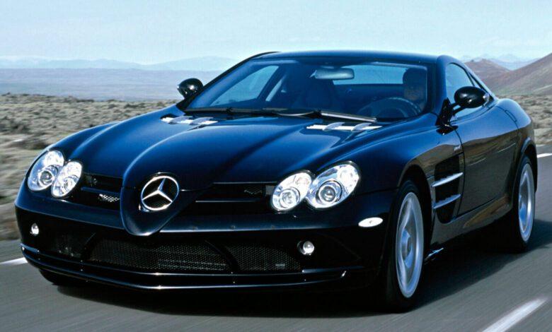 Latest Mercedes Cars