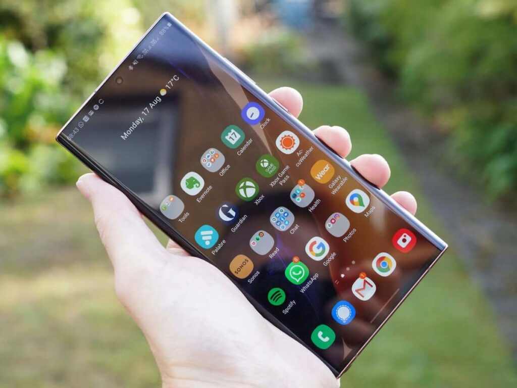 Samsung New Mobile