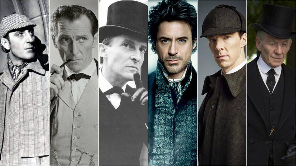 Benedict Cumberbatch Breakthrough as Sherlock Holmes