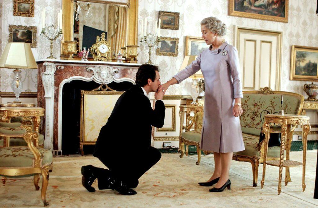 The Queen - Tony Blair