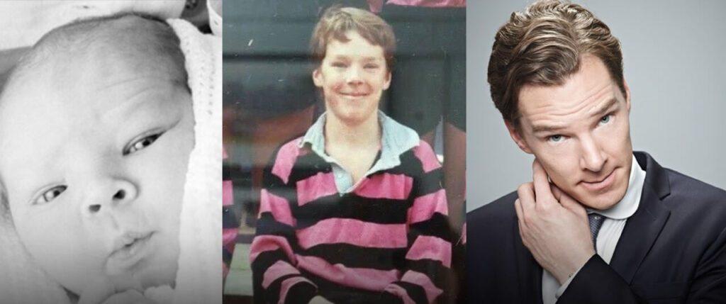 Benedict Cumberbatch early life