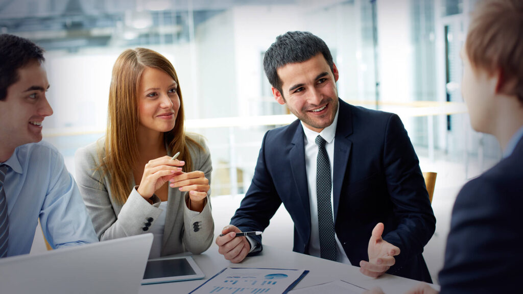 Business degree professions in consultancy